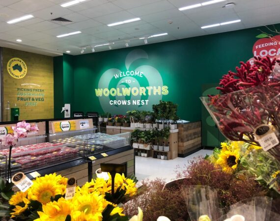 Woolworths - Crows Nest
